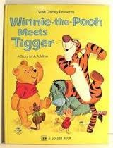 Winnie-The-Pooh Meets Tigger