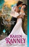 The Virgin of Clan Sinclair (Clan Sinclair, #3)