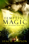 Tempting Magic (Myths and Legends, #3)
