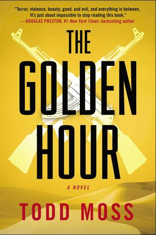 The Golden Hour (Judd Ryker, #1)