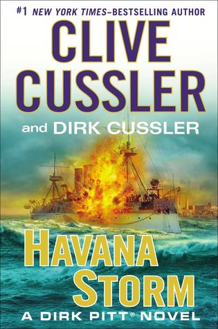 Book Review: Clive Cussler and Dirk Cussler's Havana Storm