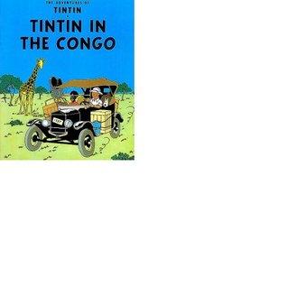 Herge Comics: Tintin In Congo...