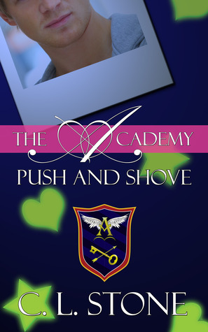 Push and Shove (The Ghost Bird, #6)