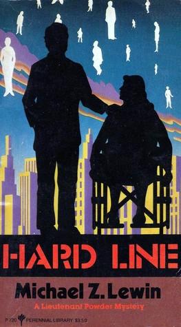 Hard Line (Lt. Leroy Powder, #2)