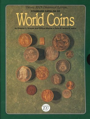 Standard Catalog Of World Coins  (1700-1991) (Two Volume Set)