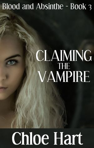 Claimed In Passion: Master Vampire #3