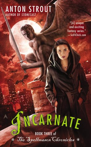 Incarnate (The Spellmason Chronicles, #3)