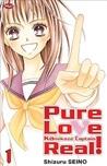 Pure Love Kamikaze Captain Real ! Vol. 1 by Shizuru Seino