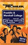Franklin & Marshall College 2012
