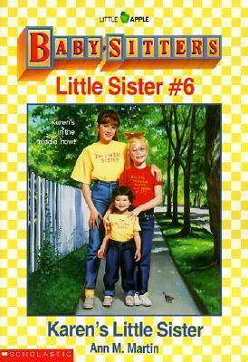 Karen's Little Sister by Ann M. Martin
