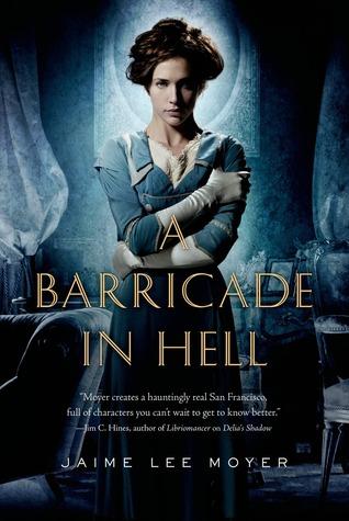 A Barricade in Hell(Delia Martin 2)