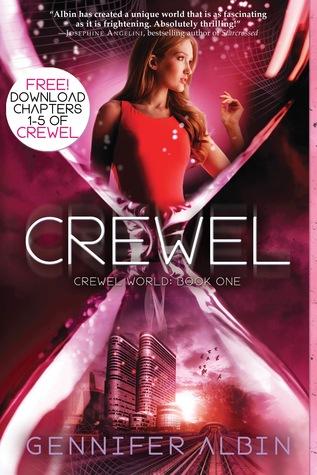 Crewel: Chapters 1-5
