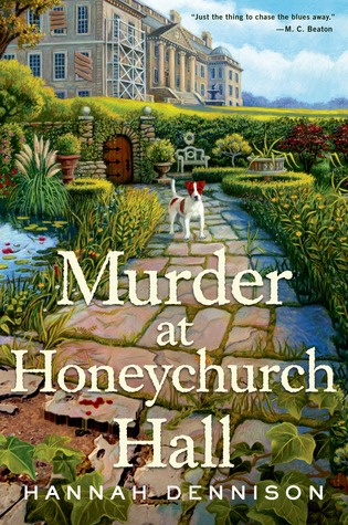 Murder at Honeychurch Hall (Honeychurch Hall Mystery, #1)