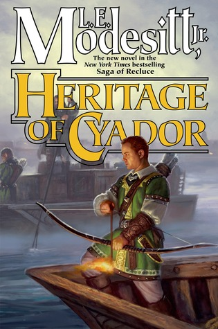 Ebook Heritage of Cyador by L.E. Modesitt Jr. DOC!