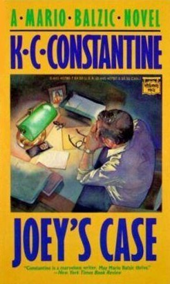 Joey's case by K.C. Constantine