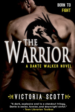 The Warrior by Victoria Scott