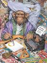 Monkey Business by Wallace Edwards