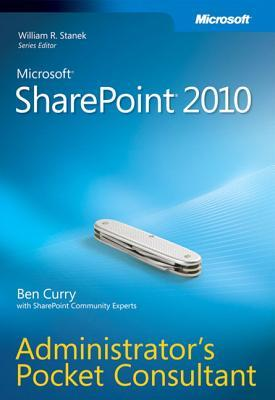 microsoft-sharepoint-2010-administrator-s-pocket-consultant