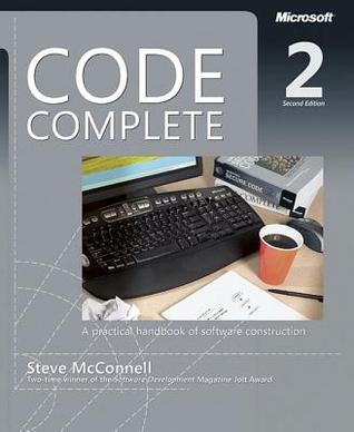Code Complete cover
