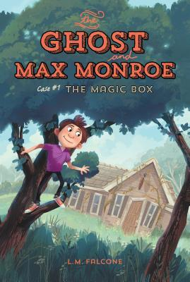 The Magic Box (The Ghost and Max Monroe #1)