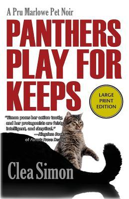 Ebook Panthers Play for Keeps by Clea Simon read!