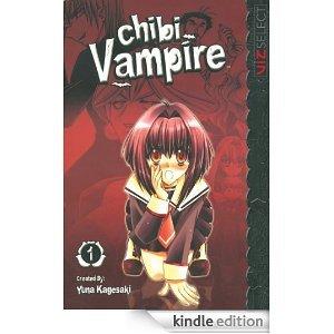 Chibi Vampire Vol 1 By Yuna Kagesaki