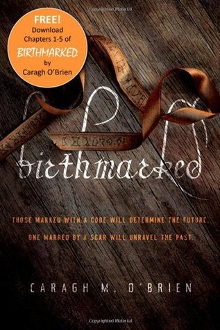 Image result for birthmarked novel