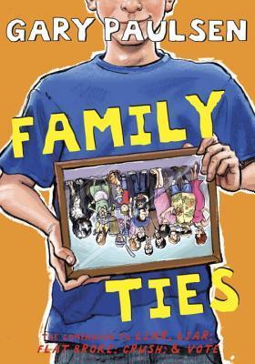 Family Ties (Liar, Liar, #5)