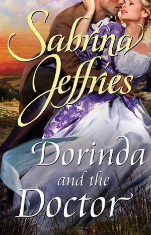 Dorinda and the Doctor (The Duke's Men, #2.5)