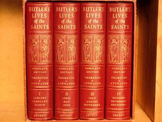 Butler's Lives of the Saints, Complete Edition: October, November, December (Volume IV)