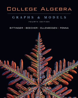 College Algebra: Graphs and Models