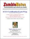 Zombie Notes ACLS...