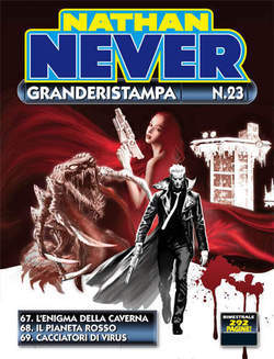 Nathan Never Granderistampa n. 23