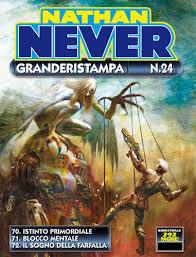 Nathan Never Granderistampa n. 24