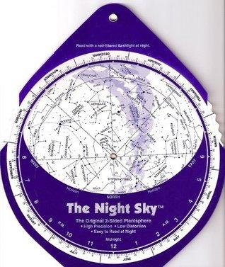 Night Sky Star Chart (Large Size) 20 - 30 Degrees North Latitude