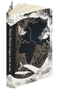 Twenty Thousand Leagues Under the Seas - Folio Society Edition