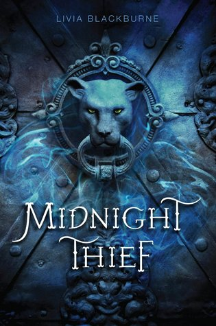 Midnight Thief (Midnight Thief, #1)