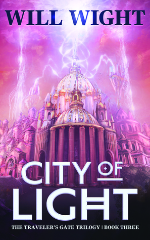 City of Light (Traveler's Gate, #3)