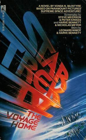 Star Trek IV: The Voyage Home (Star Trek TOS: Movie Novelizations, #4)