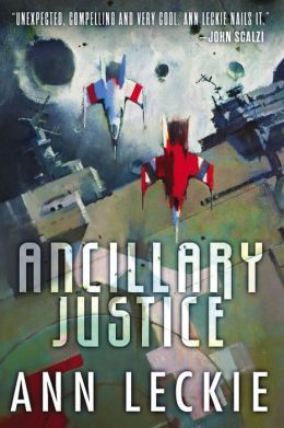 Book cover for Ancillary Justice