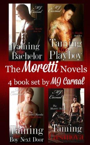 The Moretti Novels Box Set