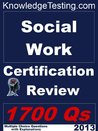 Social Work Certification Review (Social Work Review Series)