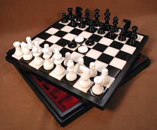 Chess & Checkers, How to play Chess & Checkers like a pro. This E-book is agreat way to learn how to win at playing Chess or Checkers