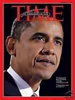 BARACK OBAMA TIME MAGAZINE COMMERATIVE ISSUE 2008!