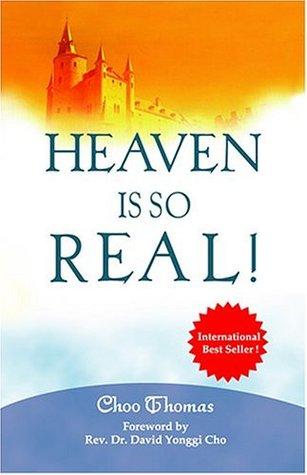 Heaven Is So Real Choo Thomas Ebook