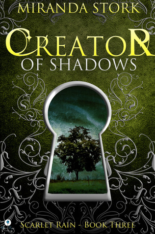 Creator of Shadows(Scarlet Rain 3)