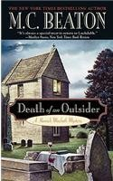 Death of an Outsider (Hamish Macbeth, #3)