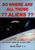 So Where Are All Those Aliens