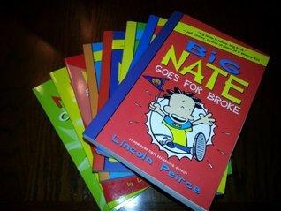 Big Nate 5 Book Set