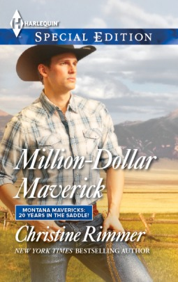 Million-Dollar Maverick (Montana Mavericks: 20 Years in the Saddle! #1)